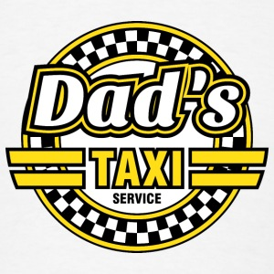 Dad's Taxi Service Other - Men's T-Shirt