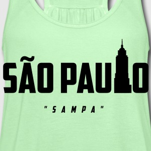 sampa T-Shirts - Women's Flowy Tank Top by Bella