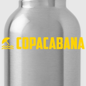 Copacabana Yellow T-Shirts - Water Bottle