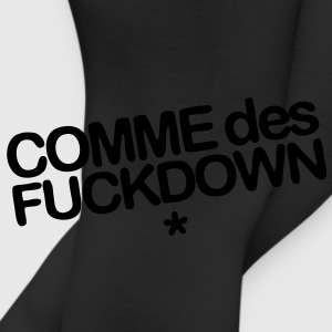 Comme Des Fuckdown iPhone 5 Cases - Leggings