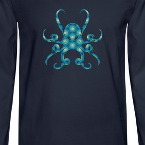 Octoboss - Men's Long Sleeve T-Shirt