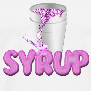 syrup Phone & Tablet Cases - Men's Premium T-Shirt