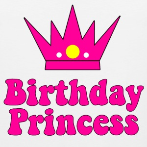 birthday princess - Men's Premium Tank