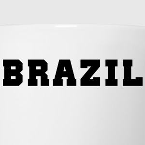Brazil Brasil Tanks - Coffee/Tea Mug