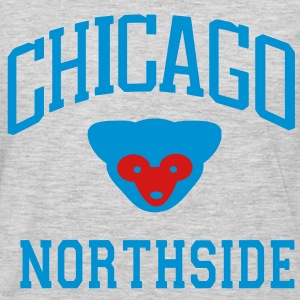 CHICAGO NORTHSIDE Hoodies - Men's Premium Long Sleeve T-Shirt