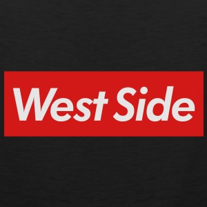 West Side Reigns Supreme Snap Back - Men's Premium Tank