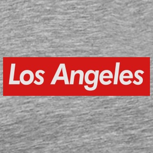 Los Angeles Reigns Supreme Crew - Men's Premium T-Shirt