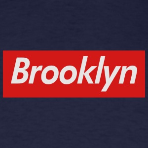Brooklyn Reigns Supreme Crew - Men's T-Shirt