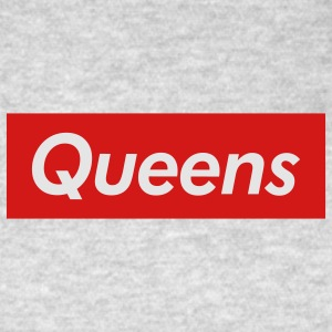 Queens Reigns Supreme Crew - Men's T-Shirt