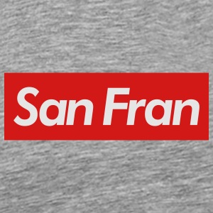 San Fran Reigns Supreme Crew - Men's Premium T-Shirt