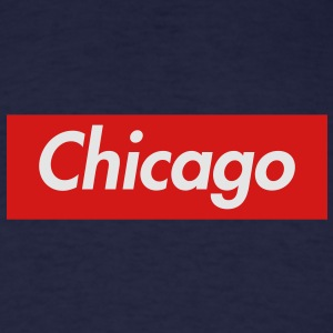 Chicago Reigns Supreme Crew - Men's T-Shirt