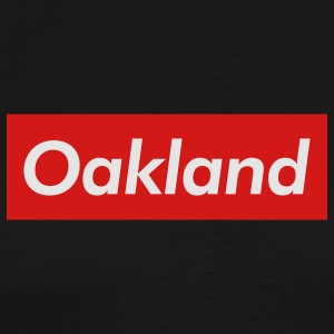Oakland Reigns Supreme Crew - Men's Premium T-Shirt