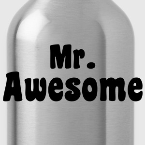 Mr. Awesome - KCCO T-Shirts - Water Bottle