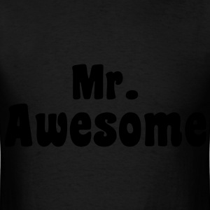 Mr. Awesome - KCCO Hoodies - Men's T-Shirt
