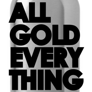 All Gold Everything - Water Bottle