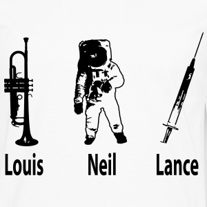 Louis Neil Lance T-Shirts - Men's Premium Long Sleeve T-Shirt