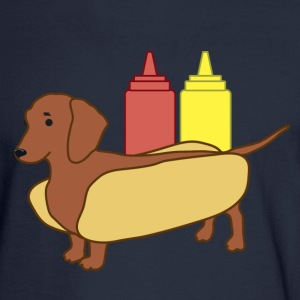 Weenie Dog Shirt for Women - Men's Long Sleeve T-Shirt