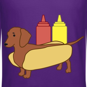 Weenie Dog Shirt for Women - Crewneck Sweatshirt