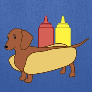 Weenie Dog Shirt for Women - Tote Bag