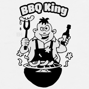 BBQ King Accessories - Men's Premium T-Shirt