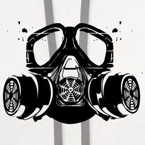 gas mask Other - Contrast Hoodie