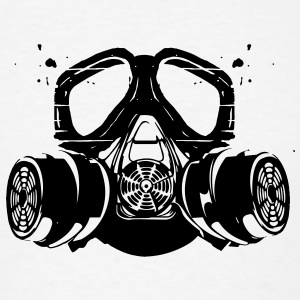 gas mask Other - Men's T-Shirt