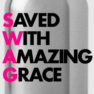 Saved With Amazing Grace (SWAG) Hoodies - Water Bottle