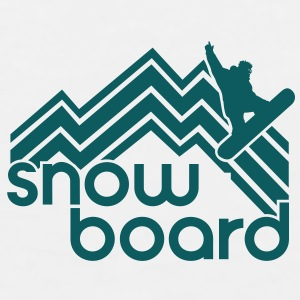 snowboard Accessories - Men's Premium Tank