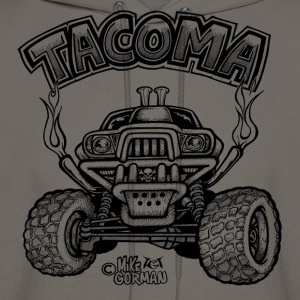 Toyota Tacoma off road truck T-Shirts - Men's Hoodie