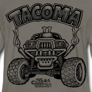 Toyota Tacoma off road truck T-Shirts - Men's Premium Long Sleeve T-Shirt