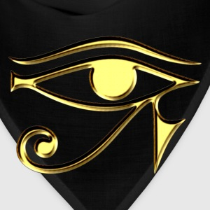 Eye of Horus - symbol protection & healing I T-Shirts - Bandana