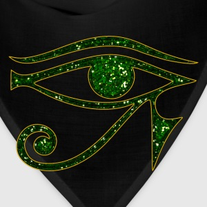 Eye of Horus reverse Moon eye of Thot I T-Shirts - Bandana