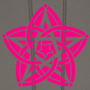 Pentagram & Venus Flower - Protection & Balance / T-Shirts - Men's Hoodie