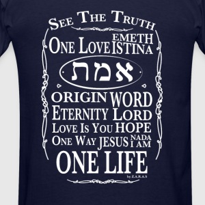 Truth - Emeth Sweatshirts - Men's T-Shirt