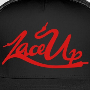 Llece Up T-Shirts - Trucker Cap