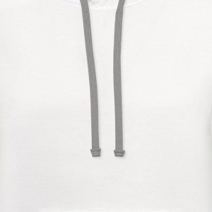 Black and White Acoustic Guitars - Contrast Hoodie