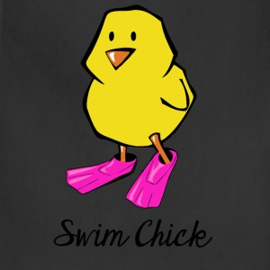 Swim Chick Long Sleeved - Adjustable Apron