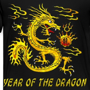 Year Of The Dragon Kids' Shirts - Toddler Premium T-Shirt