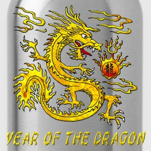 Year Of The Dragon Women's T-Shirts - Water Bottle