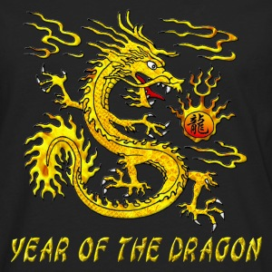 Year Of The Dragon Women's T-Shirts - Men's Premium Long Sleeve T-Shirt
