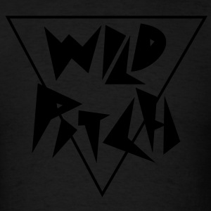 Wild Pitch - Men's T-Shirt