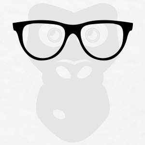 Ape with glasses Accessories - Men's T-Shirt