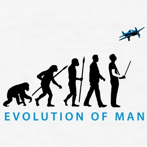evolution_modellflieger_a_2c Accessories - Men's T-Shirt