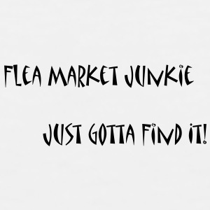Flea Market Junkie Accessories - Men's Premium Tank