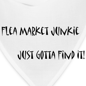 Flea Market Junkie 25mm 1 5-Pack Buttons - Bandana