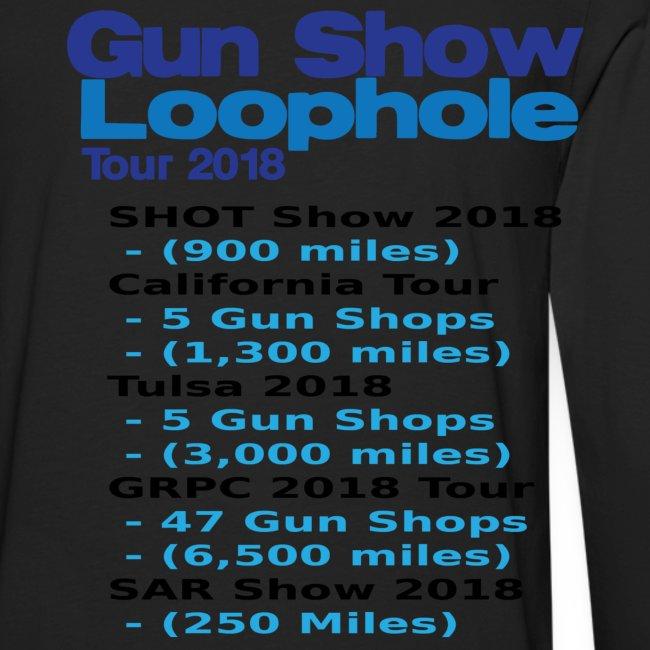 Gun Show Loophole Tour 2018