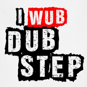 I Wub Dubstep - Adjustable Apron