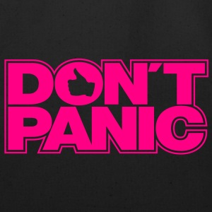 Don't Panic - Eco-Friendly Cotton Tote