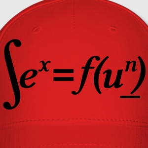 Sex -Formula Women's T-Shirts - Baseball Cap