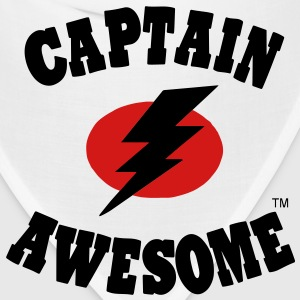Captain Awesome T-Shirts - Bandana
